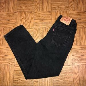Black Levi Strauss & Co. Jeans